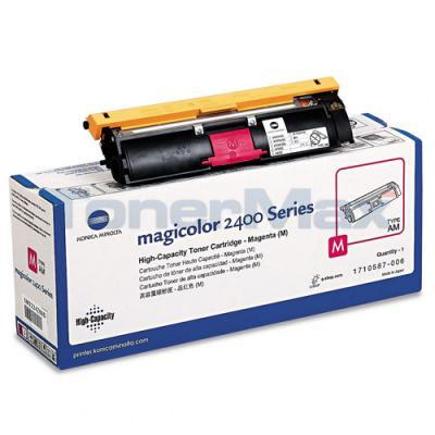 QMS MAGICOLOR 2400 TONER MAGENTA